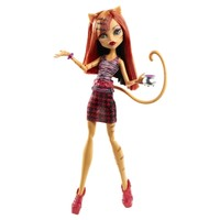 MONSTER HIGH® Coffin Bean Toralei™ Doll - Shop.Mattel.com