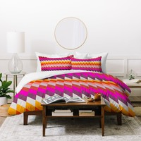 Holli Zollinger Diamonds Morocco Duvet Cover