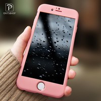 Fundas for iPhone 6 Full Protective Case for Apple iPhone 6s 6 Hard PC Phone Case for iPhone 6 s / Plus Back Cover Cases