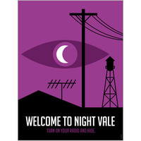 TopatoCo: Welcome To Night Vale Poster (18x24)