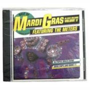 Mardi Gras In New Orleans Vol 2 CD