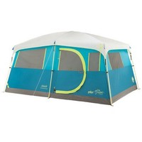 Coleman 8-Person Tenaya Lake Fast Pitch Cabin Tent with Closet - Walmart.com