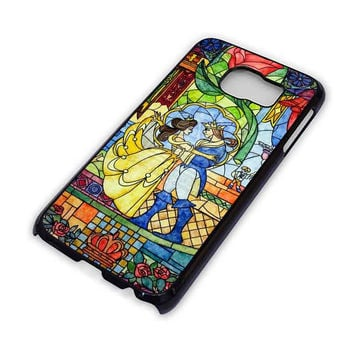 BEAUTY AND THE BEAST Disney Samsung Galaxy S3 S4 S5 S6 Edge Note Mini Case