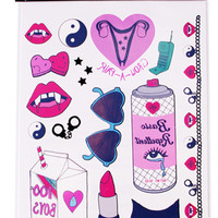 Love and Madness x Valfre Temporary Tattoos