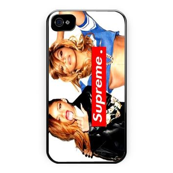 Rihanna & Beyonce Supreme iPhone 4/4S Case