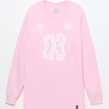 adidas Melting Long Sleeve Jersey T-Shirt at PacSun.com