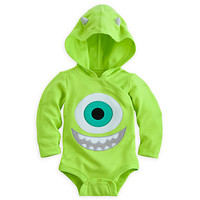 Mike Wazowski Disney Cuddly Bodysuit Costume for Baby