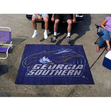 "Georgia Southern Eagles NCAA Tailgater"" Floor Mat (5'x6')"""