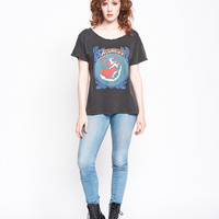 Aquarius '70 Boyfriend Tee
