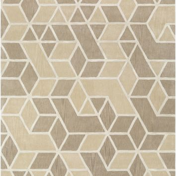 Surya Oasis Geometric Neutral OAS-1132 Area Rug