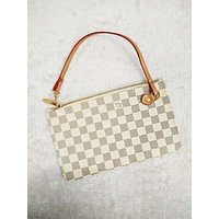 LV Wallet Louis Vuitton Women White Small Bag Coin bag Key Bag