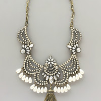 Great Gatsby Statement Necklace