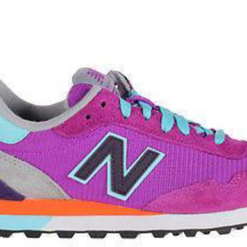 new balance womens classic sneakers 515 violet blue light wl515boo