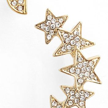 Rebecca Mincoff Star Mismatched Earrings | Nordstrom