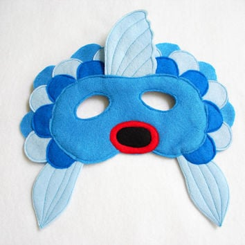 Children's Fish Felt Mask, What Does The Fox Say