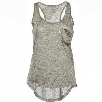 Crooks Heather - Women's Knit Tanktop | Crooks n Castles