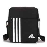 ADIDAS Men Casual Sport Zipper Shopping Crossbody Shoulder Bag Satchel G-A30-XBSJ