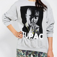 Urban Outfitters - Tupac Pray Pullover Sweatshirt
