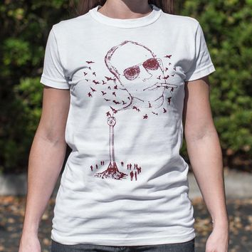 Ladies Hunter Thompson Memorial T-Shirt