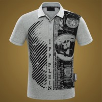 2018 Men Cheap Philipp Plein T Shirt hot sale ♂102