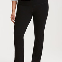 Torrid Active - Ribbed Waist Yoga Pants