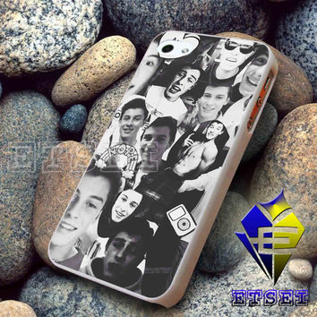 Shawn mendes Black and White Collage For iPhone Case Samsung Galaxy Case Ipad Case Ipod Case
