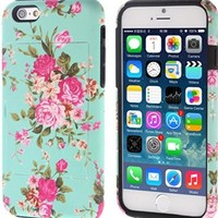 iPhone 6s,iphone 6s case,iphone 6s cases,Thinkcase Cute design 3in1 hard hybrid case cover for iPhone 6 6s 4.7 inch Case cover
