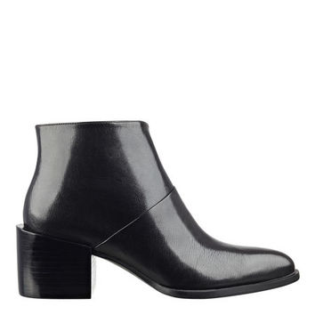 Entity Pointed Toe Booties | Nine West
