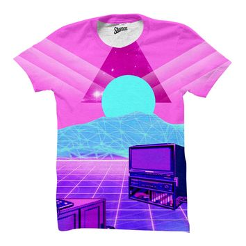 Vaporwave TV T-Shirt