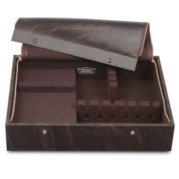 Reed & Barton®  Marlborough Leatherette Flatware Chest