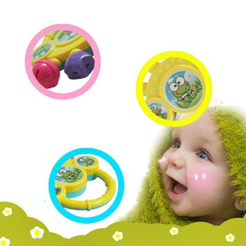 2 Free Happy Jingle Bell Toy For Baby