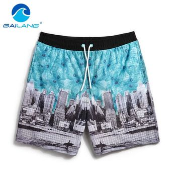 Men's City Line Bermuda Shorts