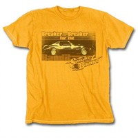 Smokey and the Bandit Breaker for the Bandit T-shirt - Smokey and the Bandit - | TV Store Online