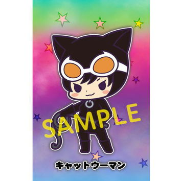 Rubber Strap Collection Batman Villain [4. Catwoman]