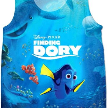 Finding Dory Tank Top