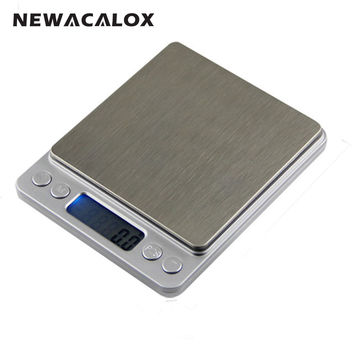 Brand New 2000g x 0.1g Digital Pocket Scale 2kg-0.1 2000g 0.1 Jewelry Scales Electronic Kitchen Weight Scale