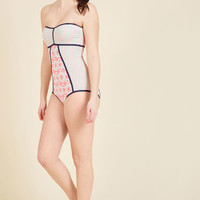 Delight On Deck One-Piece Swimsuit