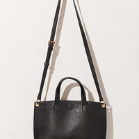 Mini Reversible Faux Leather Tote Bag | Urban Outfitters