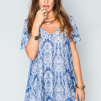 Show Me Your Mumu ~ Kylie Mini Dress ~ Teacup