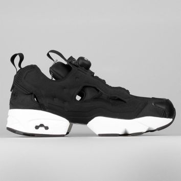 AUGUAU Reebok Insta Pump Fury Black White