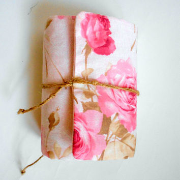 """Journal, Handmade, Diary, Guests book, travel book, noterbook """"Classical"""""""