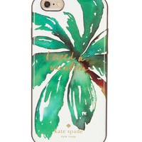 kate spade new york I Need A Vacation iPhone 6/6s Case | Dillards