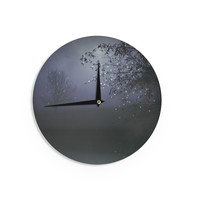 "Monika Strigel ""Song of the Nightbird"" Wall Clock"