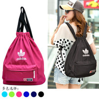 Comfort Back To School Adidas Stylish Casual With Pocket Sports Waterproof Nylon Backpack [8403300487]