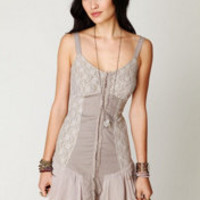 Free People FP ONE Lacy Corset Dress at Free People Clothing Boutique