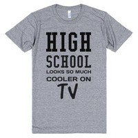 Back to School-Unisex Athletic Grey T-Shirt