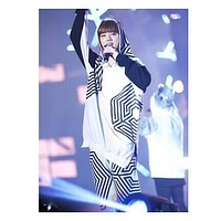 Exo Kpop Stripe Hoodies Hooded Women Men Harajuku Loose Sweatshirt Baekhyun Tao Korean Clohtes Kris Xiumin Tracksuit