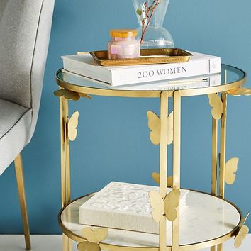 Mariposa Side Table