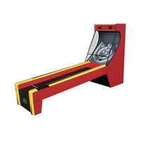 Playcraft Bulls Eye Ball Deluxe - Skee Ball Arcade Table
