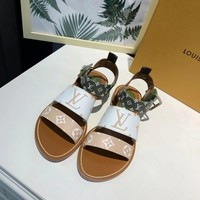 Louis Vuitton LV Flat Sandal